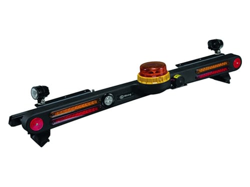 LED Mine Spec Signal Bar